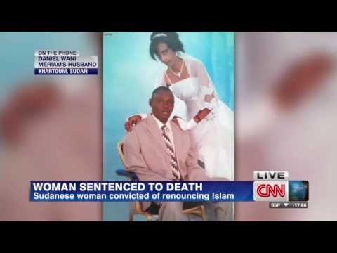 Woman born from Ethiopian Mother in Sudan sentenced to death for her faith