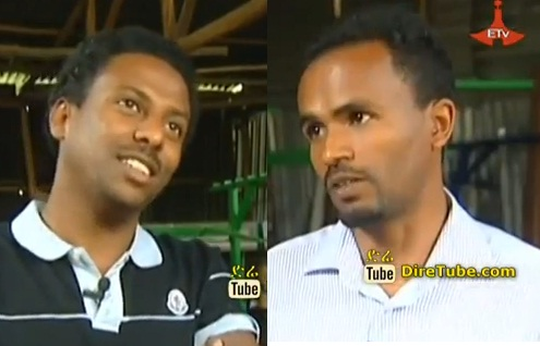 Science & Technology - Meet Getachew Teshome & Aysheshim Tilahun - Ethiopian Inventors from Innopia