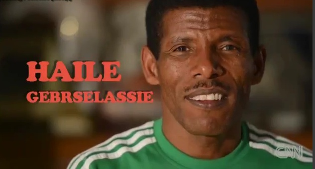 Haile Gebrselassie, I Will Run Until I Die