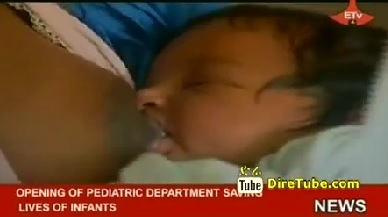 Opening of Pediatric Department Saving Lives of Infants