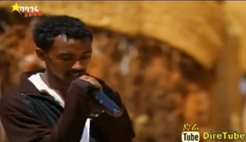 Tedros Getaneh Vocal Contestant from Jijiga