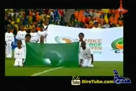 Football - Ethiopia and Panafricanism