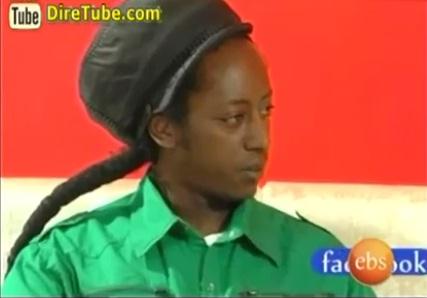 The Kassa Show - Interview with Ethiopian Reggae Star Jonny Ragga - Part 1