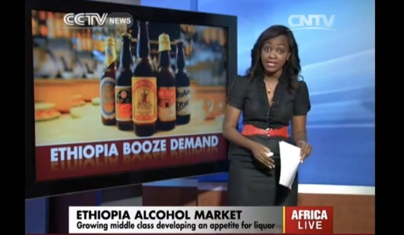 Ethiopian Alcohol Demand - Growing middle class developing an appetite for liquor