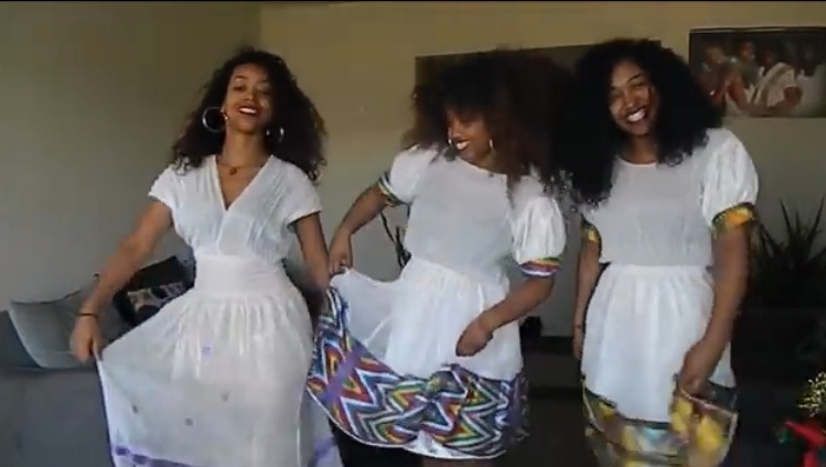 Watch Ethiopian Girls Dancing Eskista - Enjoy!