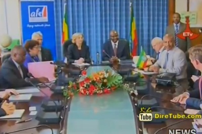 Ethiopia, IFAD Sign 85Million USD Loan Agreement