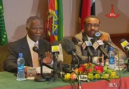 Sudan leaders agree to demilitarised zone