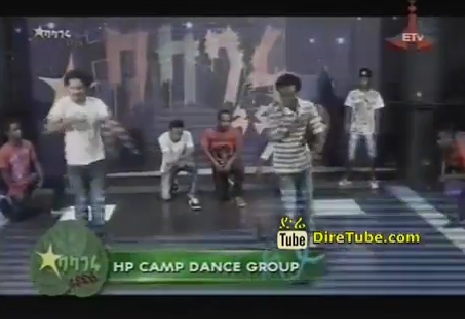 HP Camp Dance Crew Round 1 Episode 33