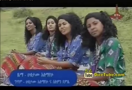 Habetamu Alemayehu - Balageru [Traditional Amharic Music Video]