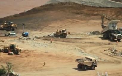 Ethiopia Continues Dam Construction