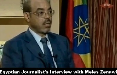 Analysis of Late Ethiopian PM Meles Zenawi's Comments on Egypt