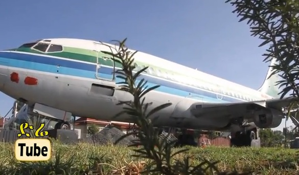 Burayu's Boeing 737 Airplane Restaurant to Begin Service