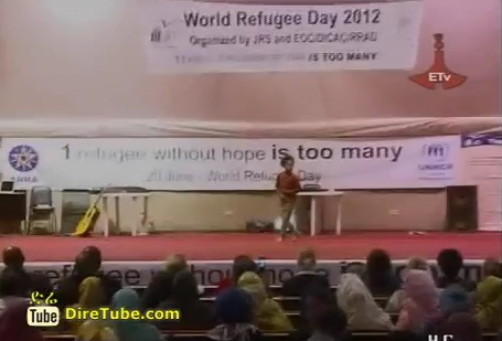 World Refugee Day 2012 will celebrates tomorrow in Ethiopia