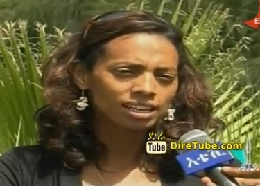 Founder and Manager of Yenge Tesfa charity organization-Nigesti G/Selassie
