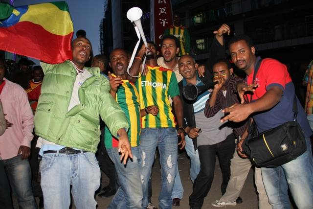 ETV Full Report on the Match Against CAR and Addis Fans Reaction