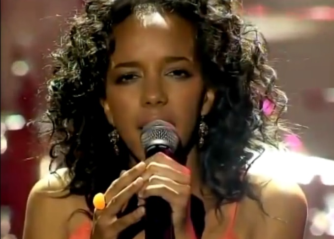 Ethiopian Jewish Israeli singer Performs Hebrew song