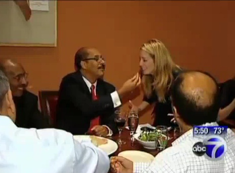 Mesob Ethiopian Restaurant on ABCNews Neighborhood Eats