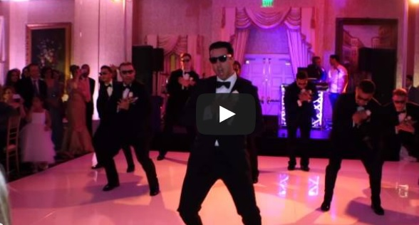 An Amazing Choreographed Wedding