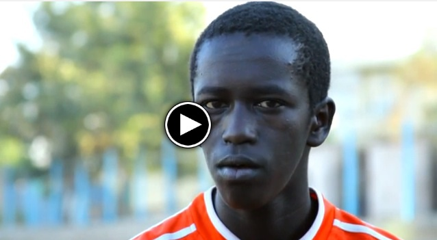 Meet Talented Ethiopian Haile Messi - The Ethiopian Messi