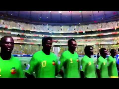 Ethiopia Vs Brazil FIFA World Cup Final