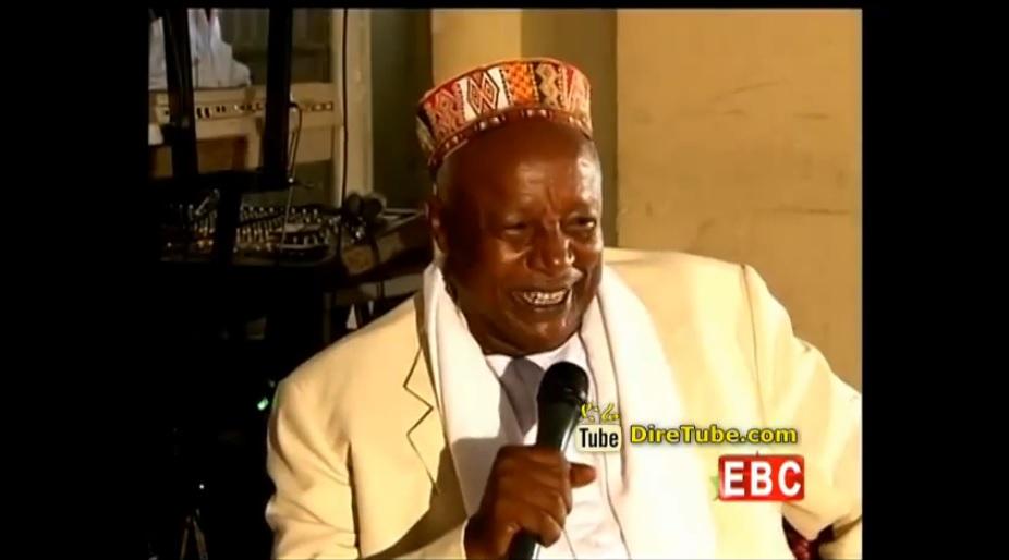 Haji Abdulahi Shairif Privet Museum Owner in Harar