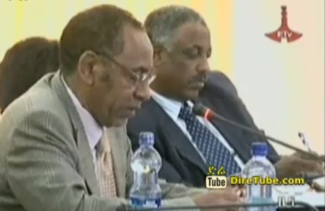 Ethiopian News - The Quality of ETV Broadcast Questioned by Higher Officials
