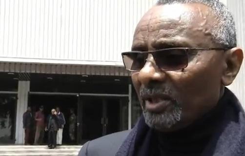 Ato Adisu Legesse speaking about Meles Zenawi