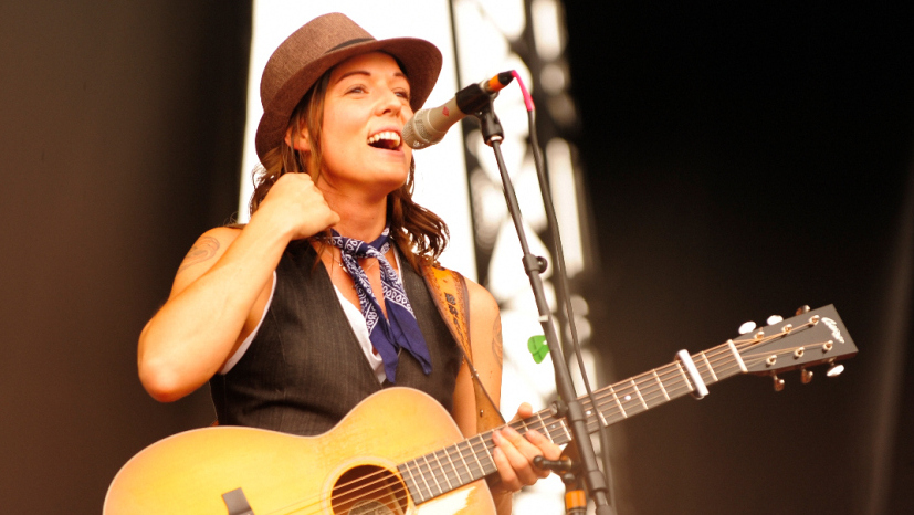 Winter Songs: A Family In Limbo Looks To Brandi Carlile