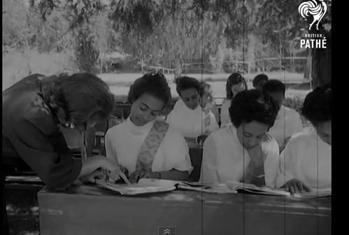 Duke In Ethiopia (1958) - British Pathe