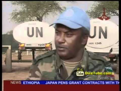 Ethiopian Force in Abiye is Successfully Discharging its mission