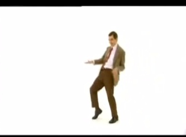 Mr. Bean I'm Sexy and I know it