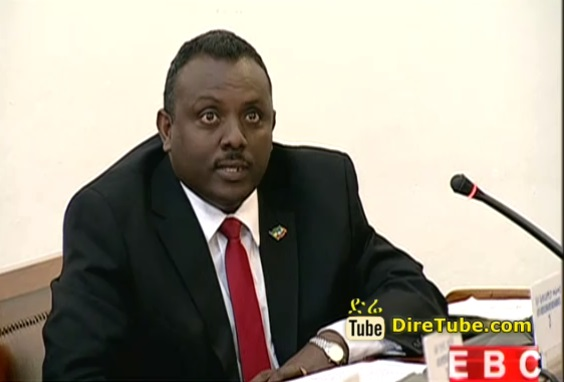 The Latest Amharic News From EBC October 16, 2014