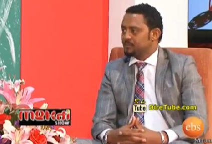 Mekdi Show - Interview with Artist Danial Tegegn