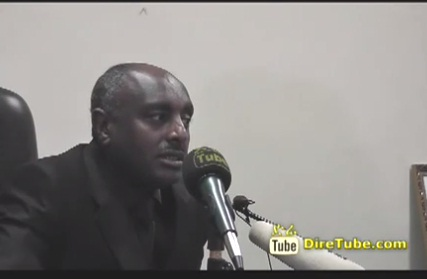 Minister Berhan Hailu speaks on the Case of Eskinder Nega