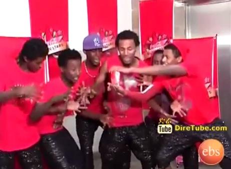 Coca-Cola Superstars - Habesha Modern Dance Group - 1st Round Episode 02