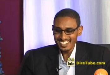 Interview with Journalist Tewodros Tsegaye Part 1