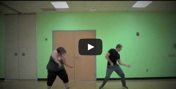 A Fat Girl Dancing Absolutely KILLS It On The Dance Floor!