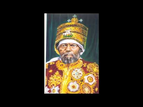 The Voice of Ethiopian King Emperor Menelik II