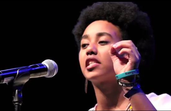 Amazing Poetry: Brave New Voices 2012 at the fabulous Fox Theatre in downtown Oakland