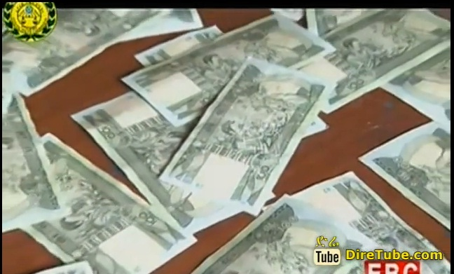 Ethiopian Police Arrest man with 5,600 Br in Counterfeit Money