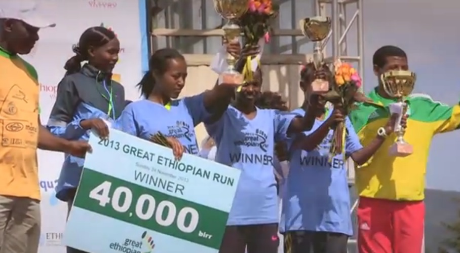 Great Ethiopian Run 2013 (Part 2 of 2)