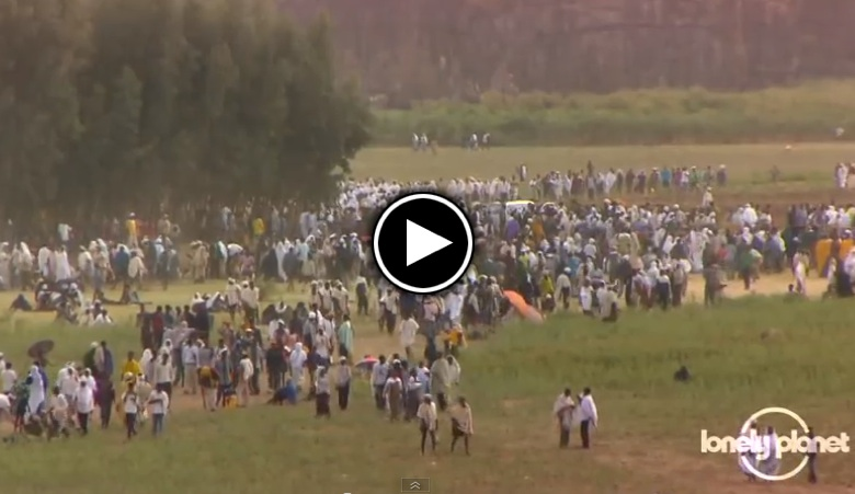 Ethiopia's Kristos Samra Festival - travel video