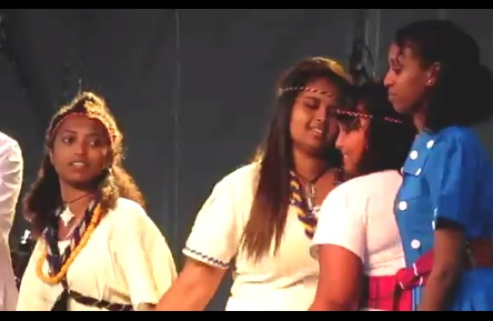 Ethiopian Canadian Day - 2012 Part 2