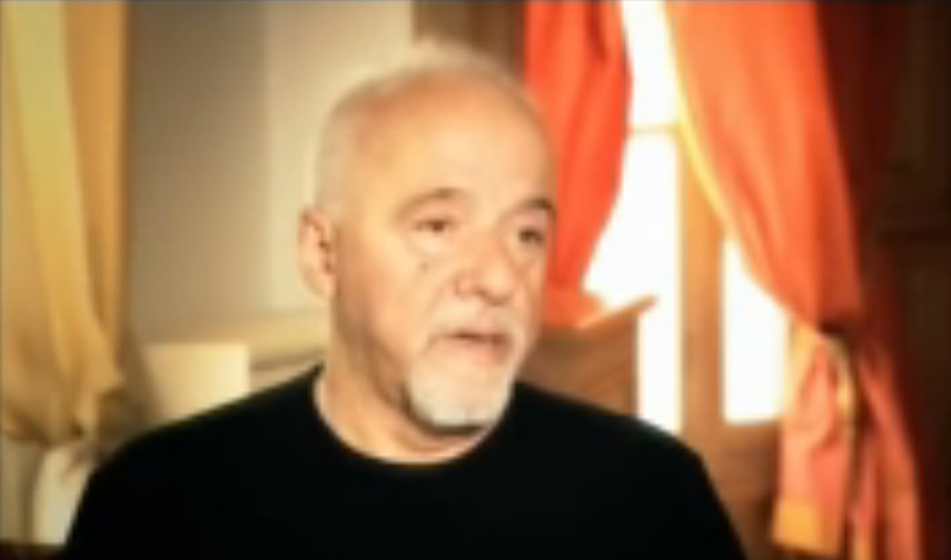 Paulo Coelho discusses his thoughts on Luck, Coincidence, and Faith
