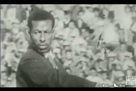 Athletes From History Who Have Overcome The Odds, Ethiopian Abebe Bikila