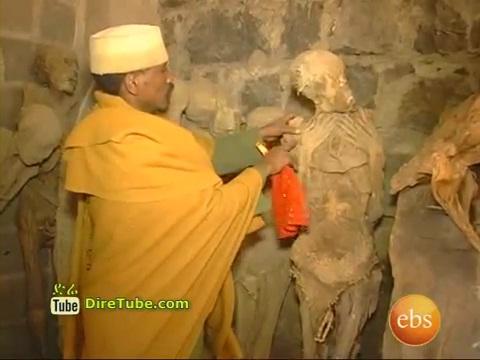 Abune Melke Tsadik Monastery - Part 2
