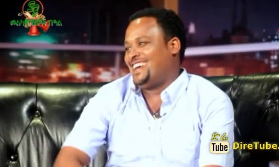 Comedian Demese Wanos On Seifu Late Night Show