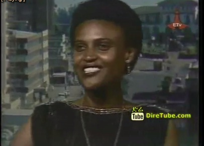 Interview with Singer Aster Kebede - Part 2