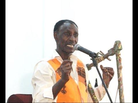AwrambaTimes - Gash Abera Molla preaching Ethiopianism