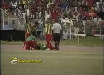 Saladin Seid sent the Ethiopian Team on top of the group on four points